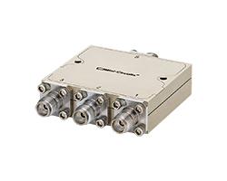 超広帯域電力3分配器 24~44GHz ミリ波