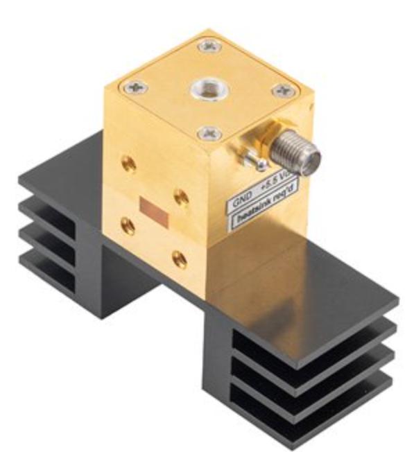 Waveguide Oscillator